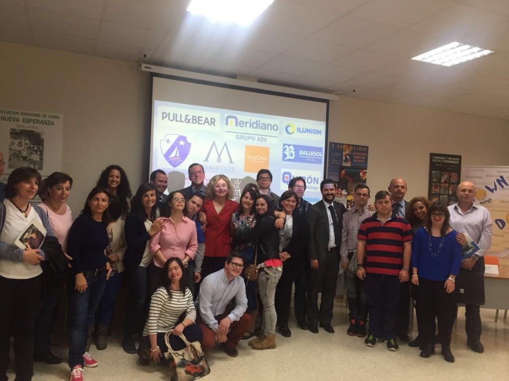 I Encuentro Empresarios de Málaga y Dow