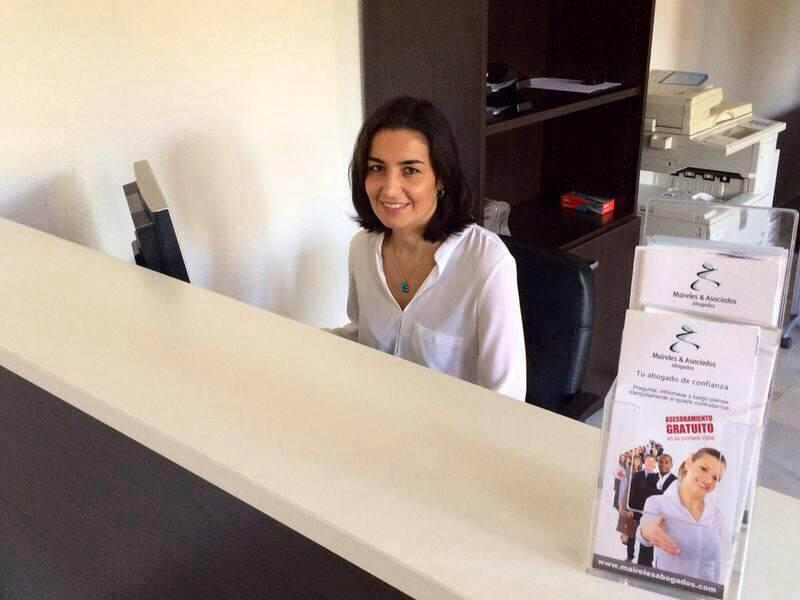 Empleo en Algeciras en Maireles&Asociados Abogados